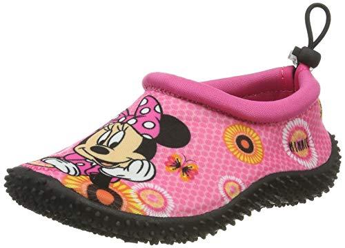 Disney Mädchen Minnie Mouse Sandalen , Pink (Mehrfarbig Mehrfarbig) , 30/31 EU