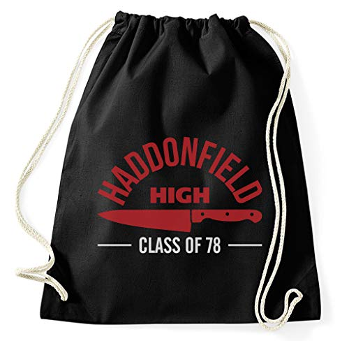 Styletex23 Haddonfield High School Halloween Gymtas Sporttas Gym Bag
