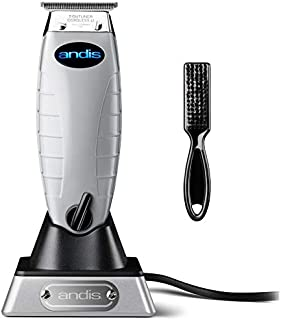Andis Cordless T-Outliner Trimmer with Blade Brush Included