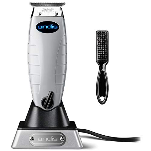 Andis Cordless T-Outliner Trimmer with Maintenance Blade Brush Included