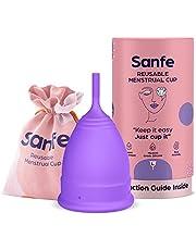 Sanfe Menstrual Cup for women