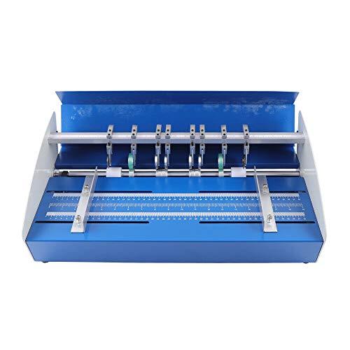 """Aohuada 20.5""""Elektrische Nutmaschine Rillmaschine Office Individual Perforiergerät 520mm Elektrische Electrical Scorer Paper Creaser"""