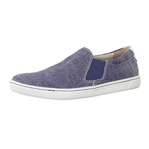 BIRKENSTOCK Shoes Barrie Navy 1004663, Größe + Weite:44 normal, Farben:Navy