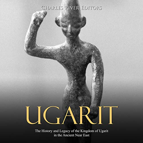 Ugarit  By  cover art