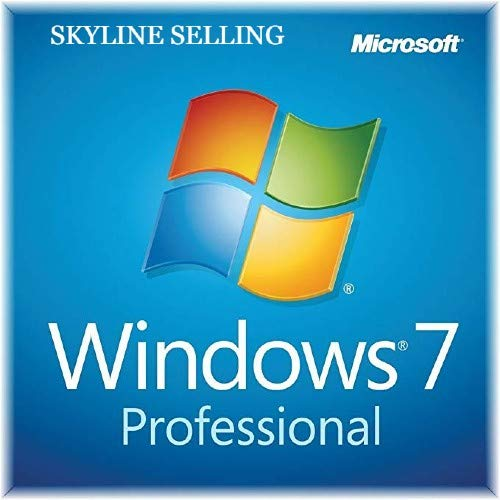 Windows 7 Pro 32 / 64 bit OEM - Coa Pack
