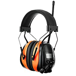 commercial Noise suppression PROTEAR Bluetooth AMFM earmuffs and rechargeable lithium battery … bluetooth fm headset