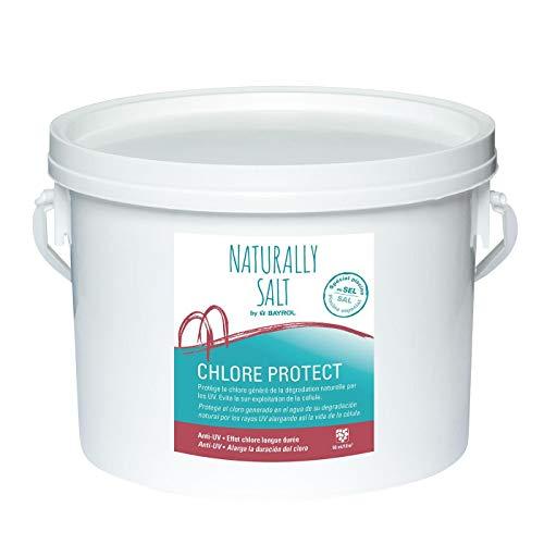 Bayrol Stabilisateur de chlore Protect Naturally Salt 2 kg
