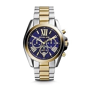Michael Kors Men s Bradshaw Two-Tone Watch MK5976