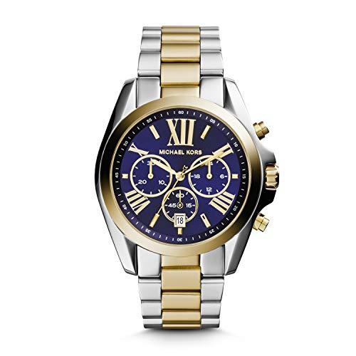 Uhr Michael Kors Bradshaw Mk5976 Herren Blau