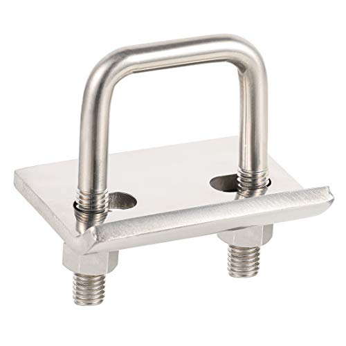 Buy Bargain CZC AUTO Hitch Tightener 304 Stainless Steel Heavy Duty Anti-Rattle Stabilizer for1.25 2...
