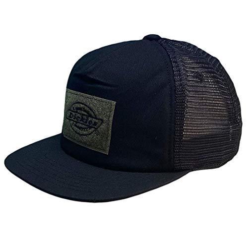 Dickies Men's 67 Collection Mesh A13086564BK Snapback Hat Black