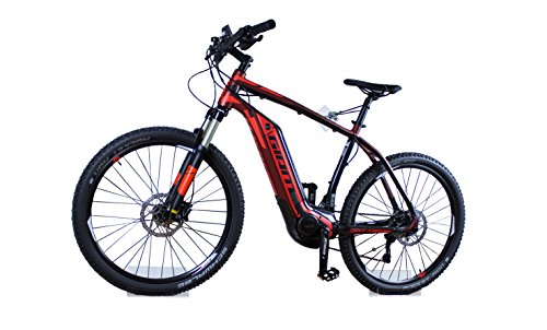 trelixx Fahrradwandhalterung | kompatibel mit E-Bike | Acrylglas | platzsparende Fahrradaufbewahrung | großartiges Design | leichte Montage | gelasert | perfekt geeignet für Ihr E-Bike