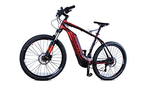 trelixx® Fahrradwandhalterung | kompatibel mit E-Bike | Acrylglas | platzsparende Fahrradaufbewahrung | großartiges Design | leichte Montage | gelasert | perfekt geeignet für Ihr E-Bike