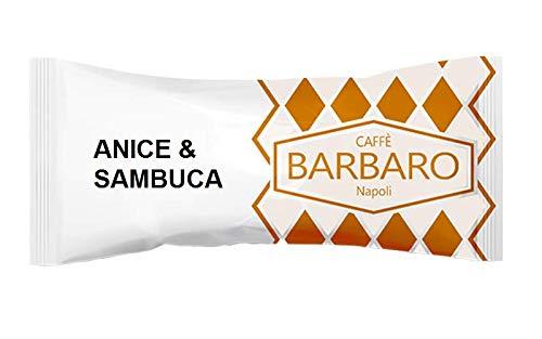 KAFFEE ANIS & SAMBUCA BARBARO - 5 NESPRESSO KOMPATIBLE KAPSELN 5.5g