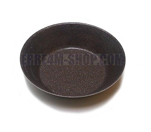 Erretre srl Stampi per tartellette Lisce Diametro 7x1,2(h.) cm antiaderenti 6 Pezzi