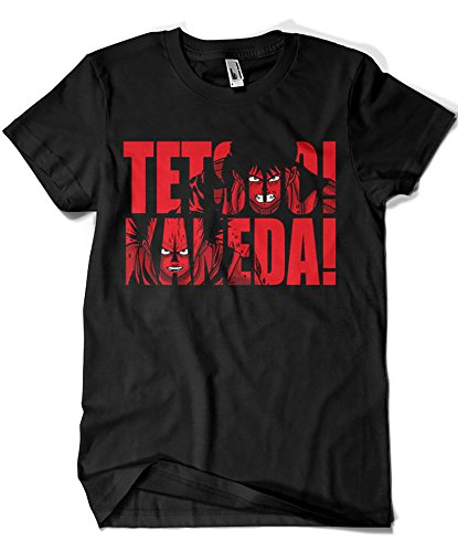 Camisetas La Colmena 2142-Camiseta Akira (Demonigote)