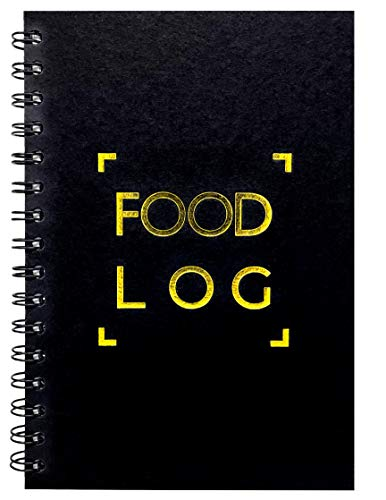 Cossac Food Log - Weight Loss Journal - Food Journal - Weight Loss Tracker - Customized Template for Goal Tracking - Nutrition Planner for Men Women - Designed by Experts
