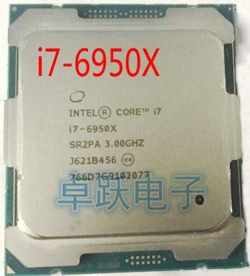 i7-6950X 10-Core 3.0GHz LGA2011-3 CPU Processor i7 6950X