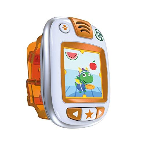 LeapFrog -Reloj de Actividades, Color Naranja (Cefa Toys 82427)