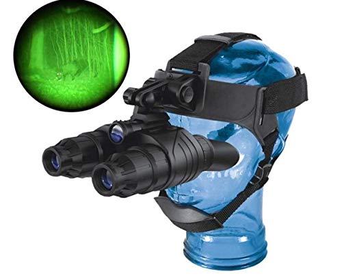 BOC Brille 1X20 75095 Infrarot-Fernglas Nachtsichtgerät Helm Original,A,Fernrohr