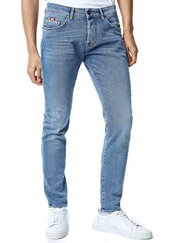 Gas Jeans Norton Carrot elastisch 351276030753WW53 26