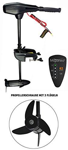 Miganeo Aussenborder Elektromotor im Test und Preis-Leistungsverhältnis - 3