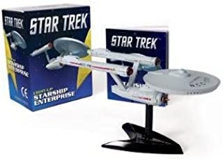 Star Trek: Light-Up Starship Enterprise (Hardback) - Common