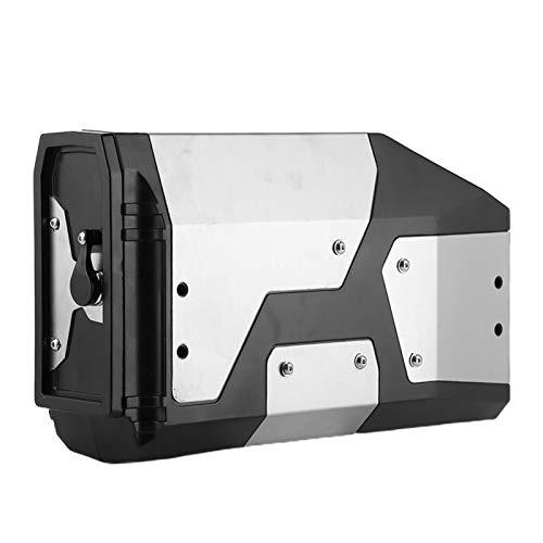 Caja lateral reconocible Caja de soporte superior para una conducción relajada para una conducción de larga distancia para ocultar los viejos arañazos para una conducción cómoda