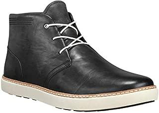 Men's Bardstown Cupsole Chukka Boot TB0A1QXK088 Dark Grey Full-Grain