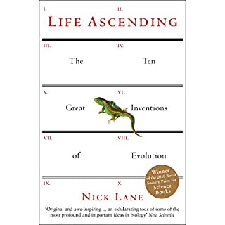 Life Ascending audiobook cover art