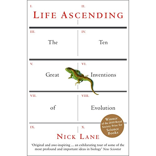 Life Ascending Audiobook By Nick Lane cover art
