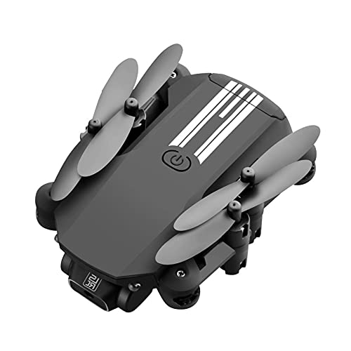 カメラ付き折りたたみ式ドローン4KHD、軽量で便利なジェスチャー操作高度保持ヘッドレスモードAPPコントロールワンキーリターン3Dフリップ、初心者キッズ大人用クワッドコプター