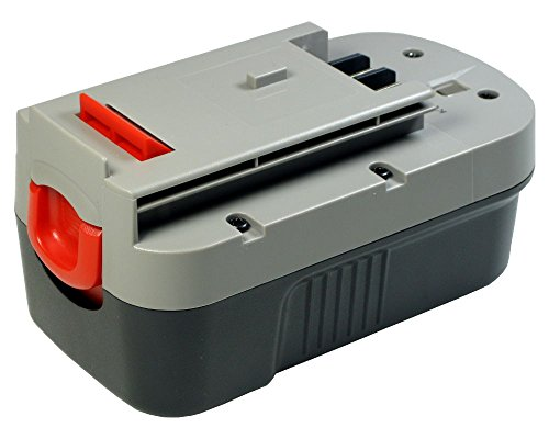 TradeShop Premium Ni-MH Akku 18V / 3300mAh für Black&Decker Firestorm BPT318 BPT318XE CCS818 CCS8182 EPC18 EPC186 EPC188 EPC188XE GC818 EPC18CAK GKC1817 GLC610 GKC1817NH GKC1817P GKC1820LLB