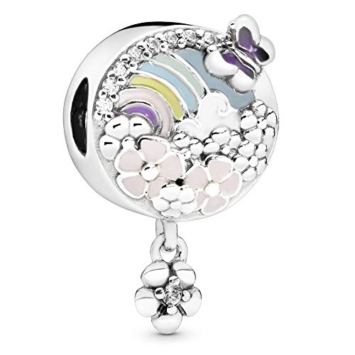 PANDORA Bead Charm Donna argento - 797999ENMX