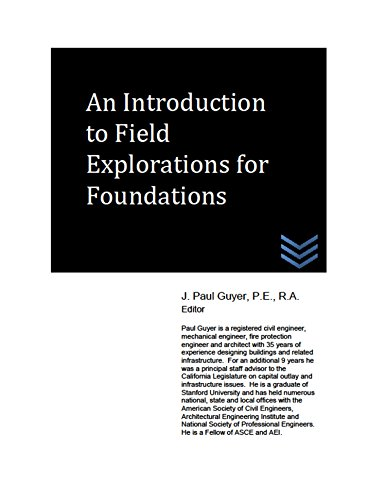 An Introduction to Field Explorations for Foundations