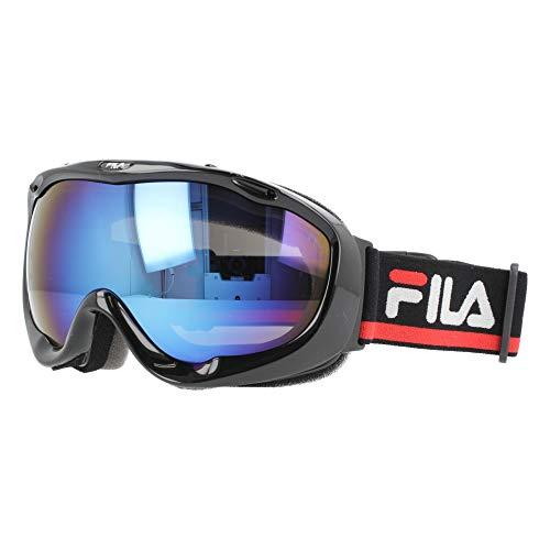 フィラ ゴーグル ミラーレンズ アジアンフィット FILA FLG 7036B-4 ユニセックス メンズ レディース スキー...