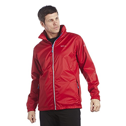Regatta Great Outdoors Herren Adventure Tech Jacke Lyle (S) (Punch)