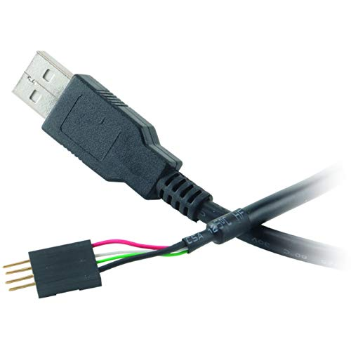 AKasa Externes zu Internes USB Kabel 40 cm