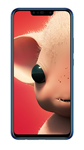 HUAWEI P Smart + Dual-Sim Smartphone BUNDLE (Bildschirm 16cm (6,3 Zoll), 64GB Speicher, 4GB RAM, Android 8.1) + gratis Intenso 16 GB Speicherkarte [Exklusiv bei Amazon] - Deutsche Version, Iris Purple