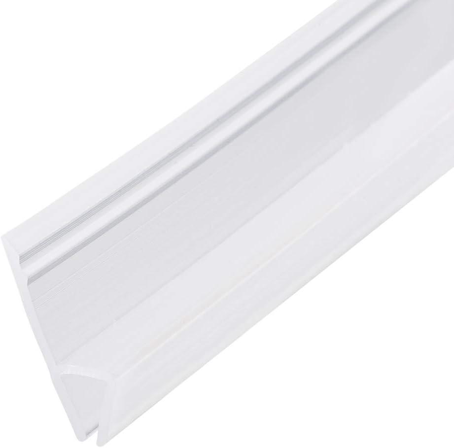 Direct store uxcell Frameless Glass Shower Door Seal Cheap sale - Side Sweep Bottom