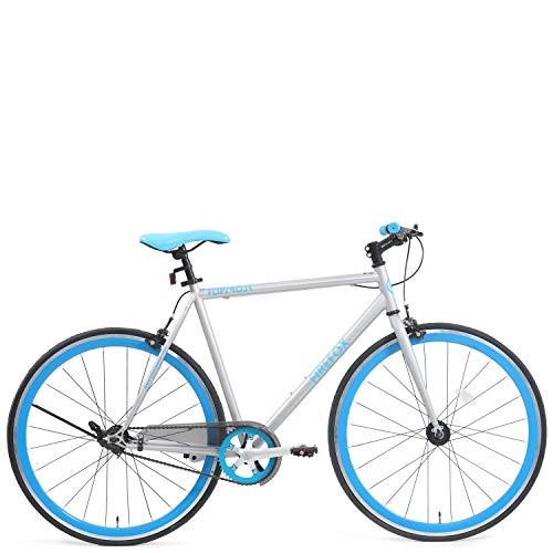 Firefox Bikes Flipflop 26T Hybrid Bike (Silver/Blue)