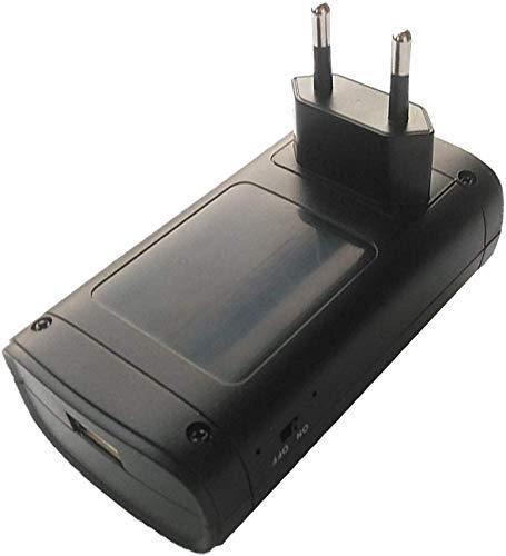Mini UPS o Mini UPS 5V con batteria interna e connettore USB | Sistema di alimentazione ininterrotto | Per router di telecamere e altri dispositivi di sicurezza