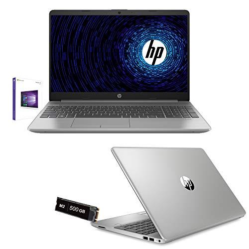 "Notebook Hp 250 G8 Intel Core I5-1035G1 3.6Ghz 10Gen. Display 15,6"" Full Hd,Ram 16Gb Ddr4,Ssd 500Gb NVMe,Hdmi,Wifi,Lan,Bluetooth,Webcam,Windows 10 Pro,Antivirus"