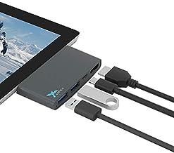 イミディア マイクロソフト 高性能タブレットPC 「Surface Pro3」専用 USB/Type-C/HDMI 搭載の マルチ USB ハブ アダプタ 「Docking TypeC 3.1 Hub & HDMI for Surface(Pr...