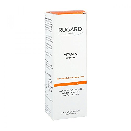 Rugard Vitamin Bodylotion, 200 ml