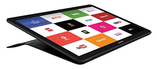 "Samsung IT SM-T670NZKAXAR Samsung Galaxy View 32GB Android 18.4"" Wi-Fi Tablet Computer (Black)"
