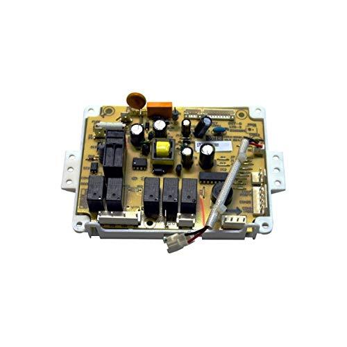 Recamania - Piastra di Controllo e LED per lavastoviglie LP7 810 VR01 LV 821 Bianco VR00