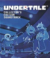 Undertale Collector's Edition 2-CD Soundtrack + Music Sheet Toby Fox [並行輸入品]