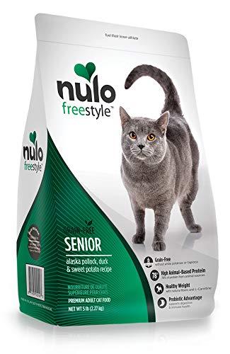 Nulo Senior Dry Cat Food