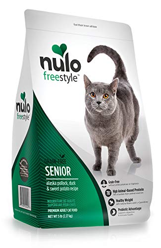 Nulo Senior Dry Cat Food